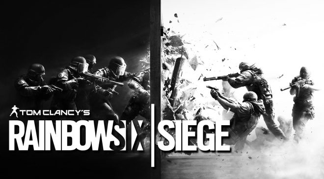 Test Rainbow Six : Siege